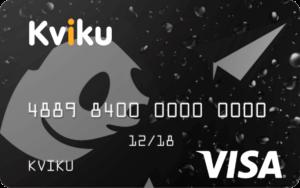 виртуальная кредитная карта Квику