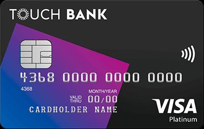 кредитная карта отп банк touchbank